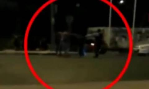Βίντεο ντοκουμέντο από την άγρια επίθεση κατά των αστυνομικών στην Πειραιώς
