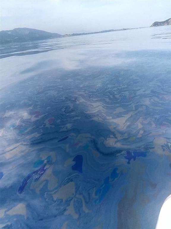 Εικόνες σοκ στη Ζάκυνθο: Ο μεγάλος σεισμός αποκάλυψε ένα πανάρχαιο μυστικό στη θάλασσα του Μαραθία