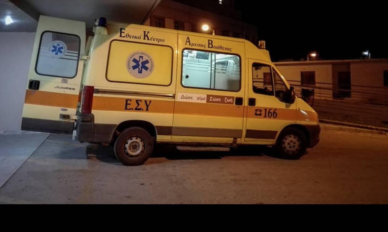 Νέο τροχαίο με μετανάστες στη Ροδόπη: 11 άτομα στο νοσοκομείο
