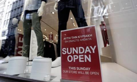 Ωράριο καταστημάτων: Ποιες ώρες θα λειτουργήσουν καταστήματα και σούπερ μάρκετ την Κυριακή