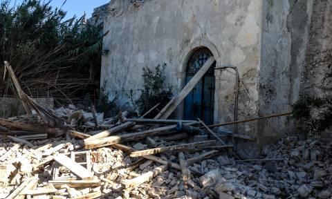 Σεισμός Ζάκυνθος: 120 τα μη κατοικήσιμα κτήρια - Στο νησί ο Φώτης Κουβέλης