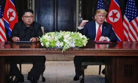 «Τελεσίγραφο» της Βόρειας Κορέας υπονομεύει τις διαπραγματεύσεις με τις ΗΠΑ