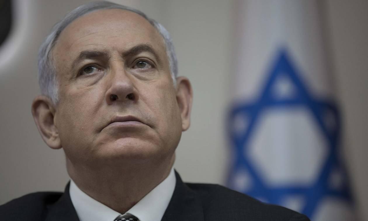 Ισραήλ: Ο Νετανιάχου συγχαίρει και ευχαριστεί τον Τραμπ για την επανεπιβολή κυρώσεων στο Ιράν