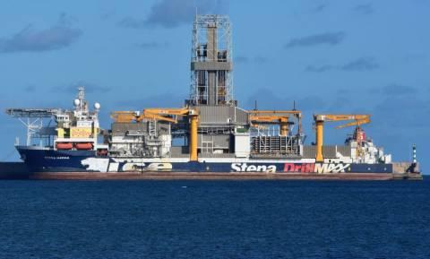 Στην Κύπρο το γεωτρύπανο της ExxonMobil – Όλοι οι στόλοι στην κυπριακή ΑΟΖ