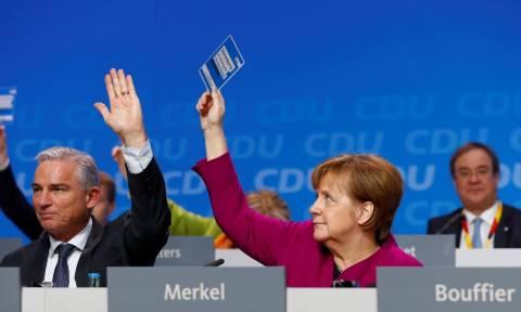 Γερμανία: Δώδεκα στελέχη των Χριστιανοδημοκρατικών «διεκδικούν» τη θέση της Μέρκελ