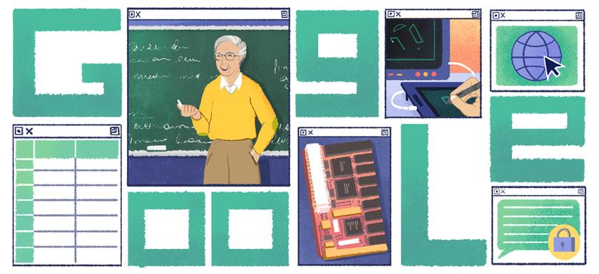 Μιχάλης Δερτούζος: Ποιός είναι ο σπουδαίος Έλληνας επιστήμονας που τιμά σήμερα με doodle η Google
