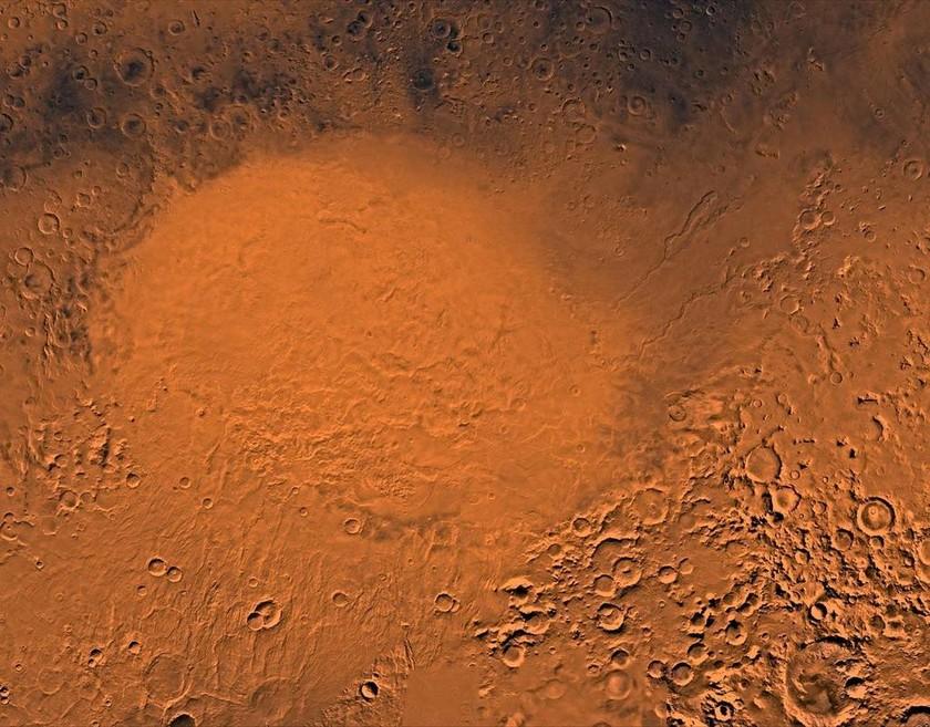 Νέα μελέτη ανατρέπει όσα γνωρίζαμε για την «Ελλάς» του πλανήτη Άρη