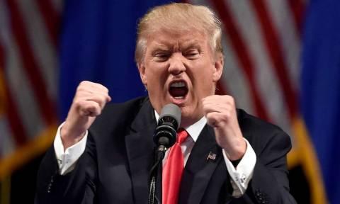 Δεν αστειεύεται ο Τραμπ: Ξεκινά «πόλεμο» κυρώσεων κατά του Ιράν (Vid)