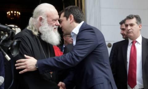 Συμφωνείτε με τις αλλαγές που προωθεί ο ΣΥΡΙΖΑ για τη θρησκεία στο Σύνταγμα;