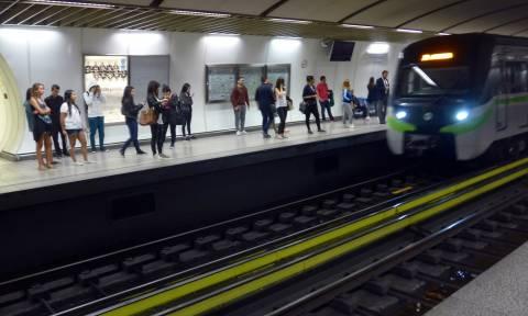 Μετρό: Ταλαιπωρία για το επιβατικό κοινό – Η μεγάλη αλλαγή που δημιούργησε πρόβλημα (pics+vid)