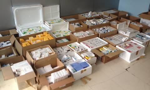 Επί ποδός οι Αρχές για τον εντοπισμό παράνομων φαρμάκων και επικίνδυνων συμπληρωμάτων διατροφής
