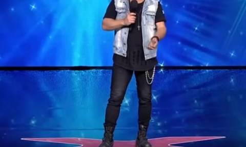 Ελλάδα έχεις Ταλέντο: Δεν φαντάζεστε ποιος εμφανίστηκε στη σκηνή του talent show!