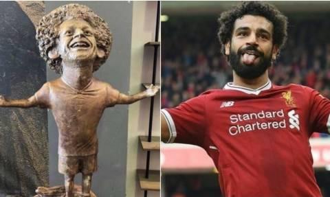 Αηδία: Δείτε το αποκρουστικό άγαλμα που έφτιαξαν για πασίγνωστο ποδοσφαιριστή!