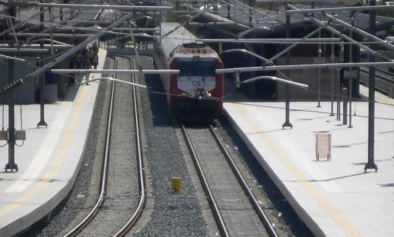 Τραγωδία: Τρένο παρέσυρε και σκότωσε γυναίκα στην Πιερία