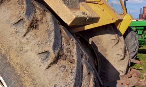 Φρικτός θάνατος 60χρονου στην Ορεστιάδα: «Κύλησε» το τρακτέρ και τον εγκλώβισε σε τοίχο