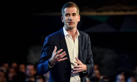 Την υποψηφιότητά του για το Δήμο Αθηναίων ανακοίνωσε ο Κώστας Μπακογιάννης