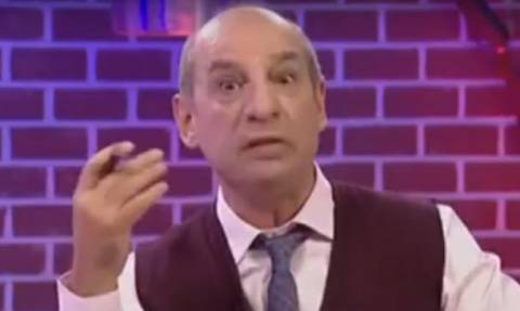 Νέα αλβανική πρόκληση: Το εμετικό «αστείο» Αλβανού κωμικού για τον Κωνσταντίνο Κατσίφα (video)