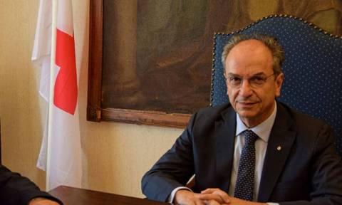 Καθαιρέθηκε ο Νικόλαος Οικονομόπουλος από τον Ελληνικό Ερυθρό Σταυρό – Ποιος αναλαμβάνει πρόεδρος