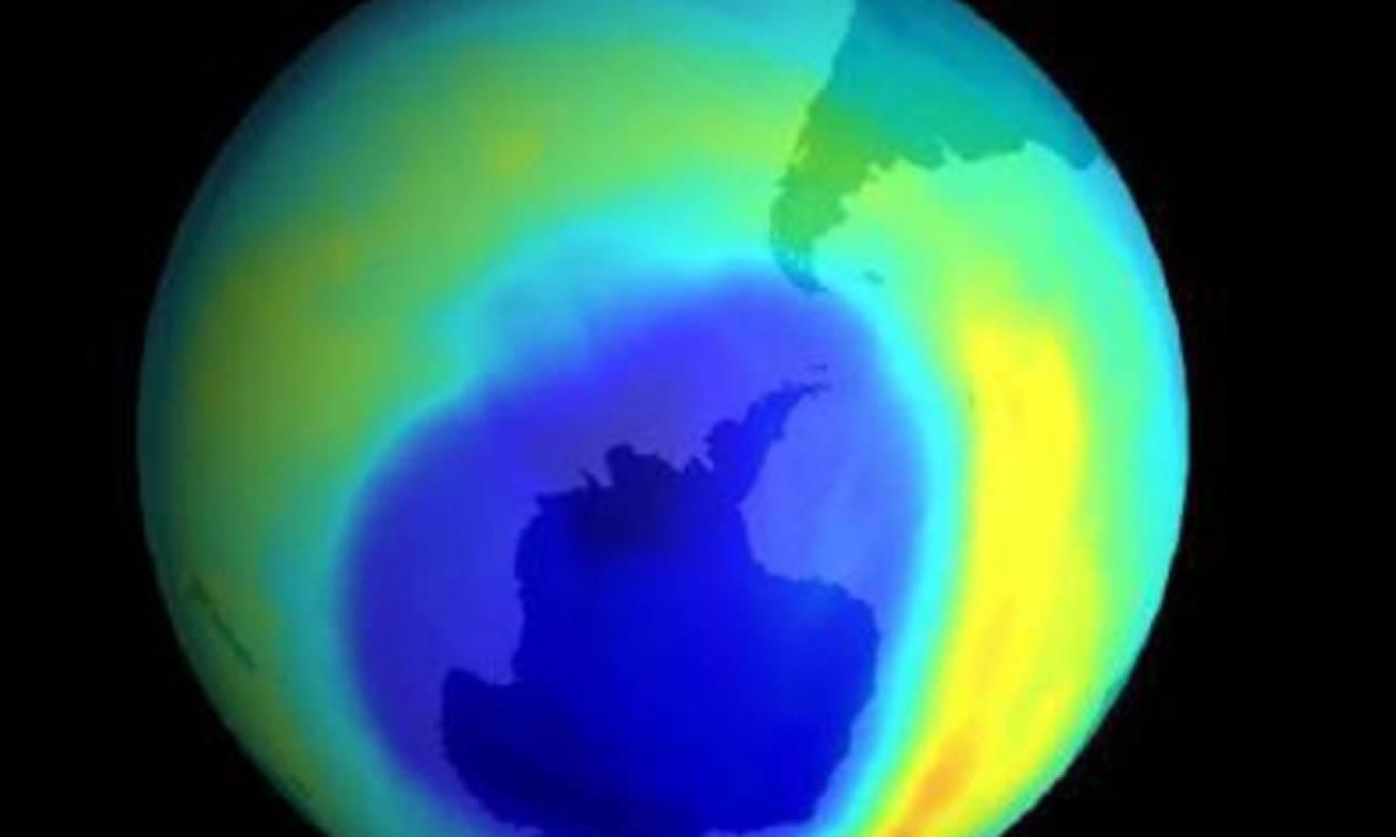 Επιτέλους και ευχάριστα νέα για τον πλανήτη: Κλείνει η τρύπα του όζοντος!