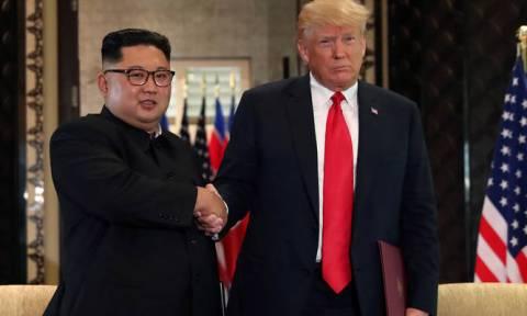 Πυρηνική απειλή από τη Βόρεια Κορέα λίγο πριν από τις διαπραγματεύσεις με τις ΗΠΑ