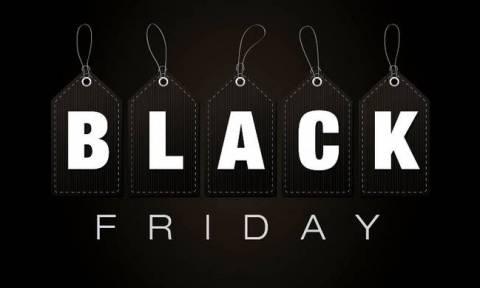 Black Friday 2018: Πλησιάζει η «Μαύρη Παρασκευή» των μεγάλων εκπτώσεων