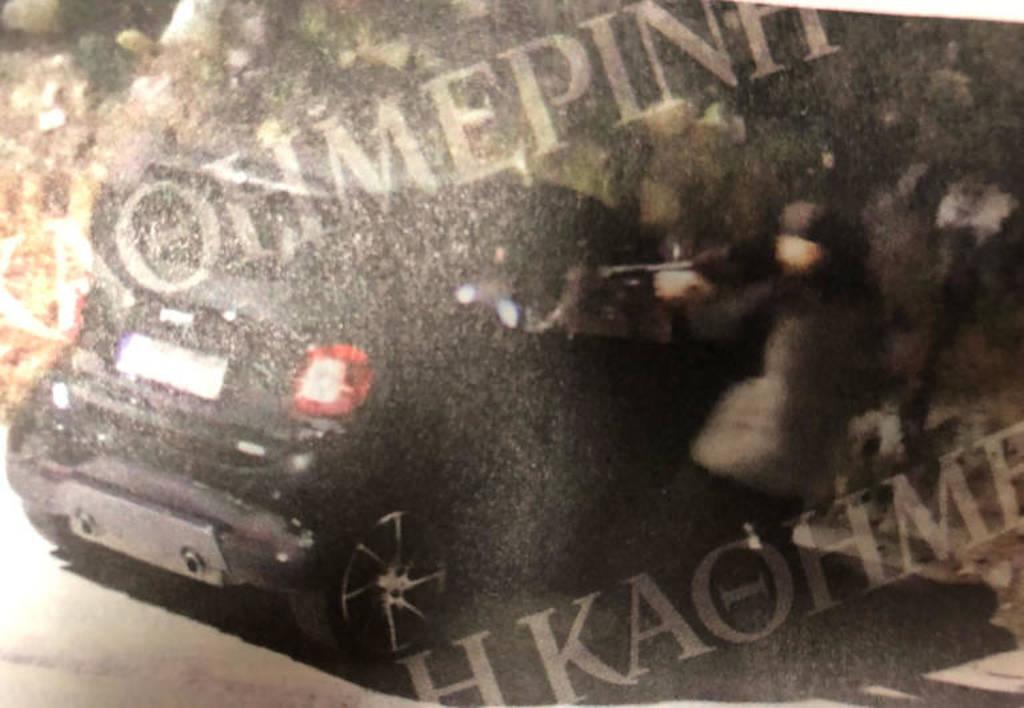 Αυτός είναι ο δολοφόνος του Μακρή: Τον γάζωσε εξ επαφής – Καρέ - καρέ το φονικό στη Βούλα