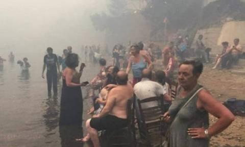 Η φονική πυρκαγιά στο Μάτι κινητοποίησε την Κομισιόν – Τι ζητά από τις χώρες της ΕΕ