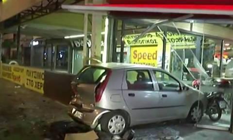 Τροχαίο δυστύχημα στο Χαϊδάρι: Μία νεκρή και δύο τραυματίες σε καραμπόλα οχημάτων