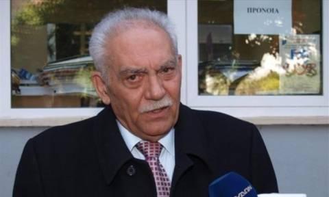 Δύσκολες ώρες για τον πρώην υπουργό Μανώλη Σκουλάκη: Πέθανε η σύζυγός του (pics)