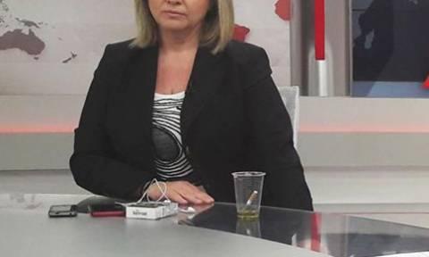 Τρομακτικό τροχαίο: Ποια δημοσιογράφος του Alpha έπεσε πάνω στο σπίτι του Βακάκη των Jumbo