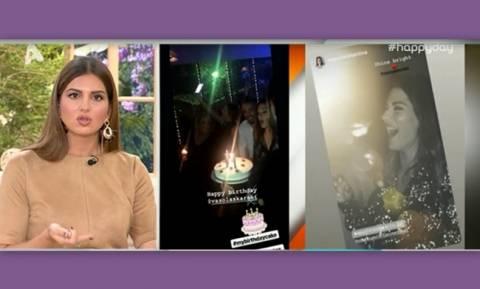 Βάσω Λασκαράκη-Λευτέρης Σουλτάτος: Παντρεύονται τα Χριστούγεννα;