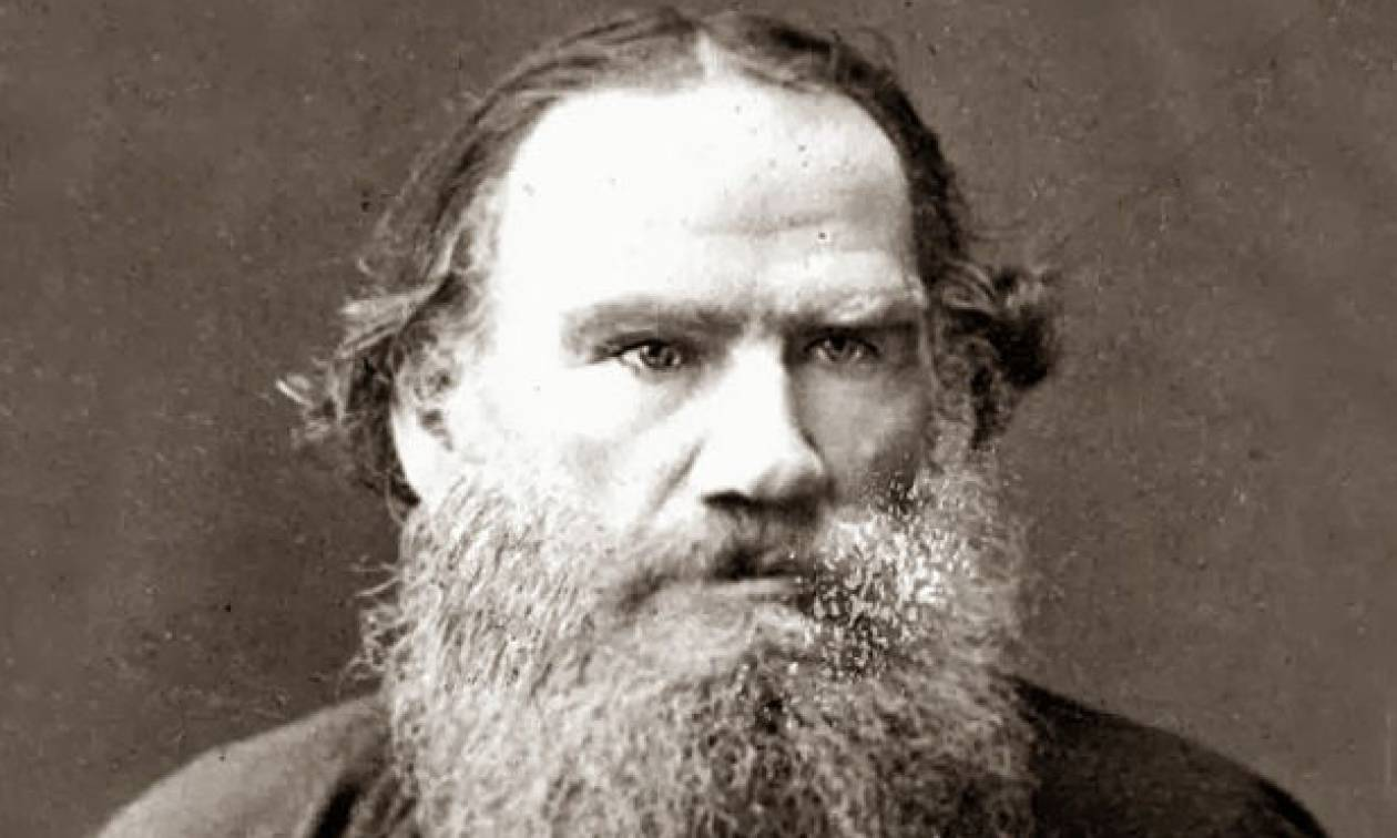 Σαν σήμερα το 1910 φεύγει από τη ζωή ο Ρώσος συγγραφέας Λέων Τολστόι