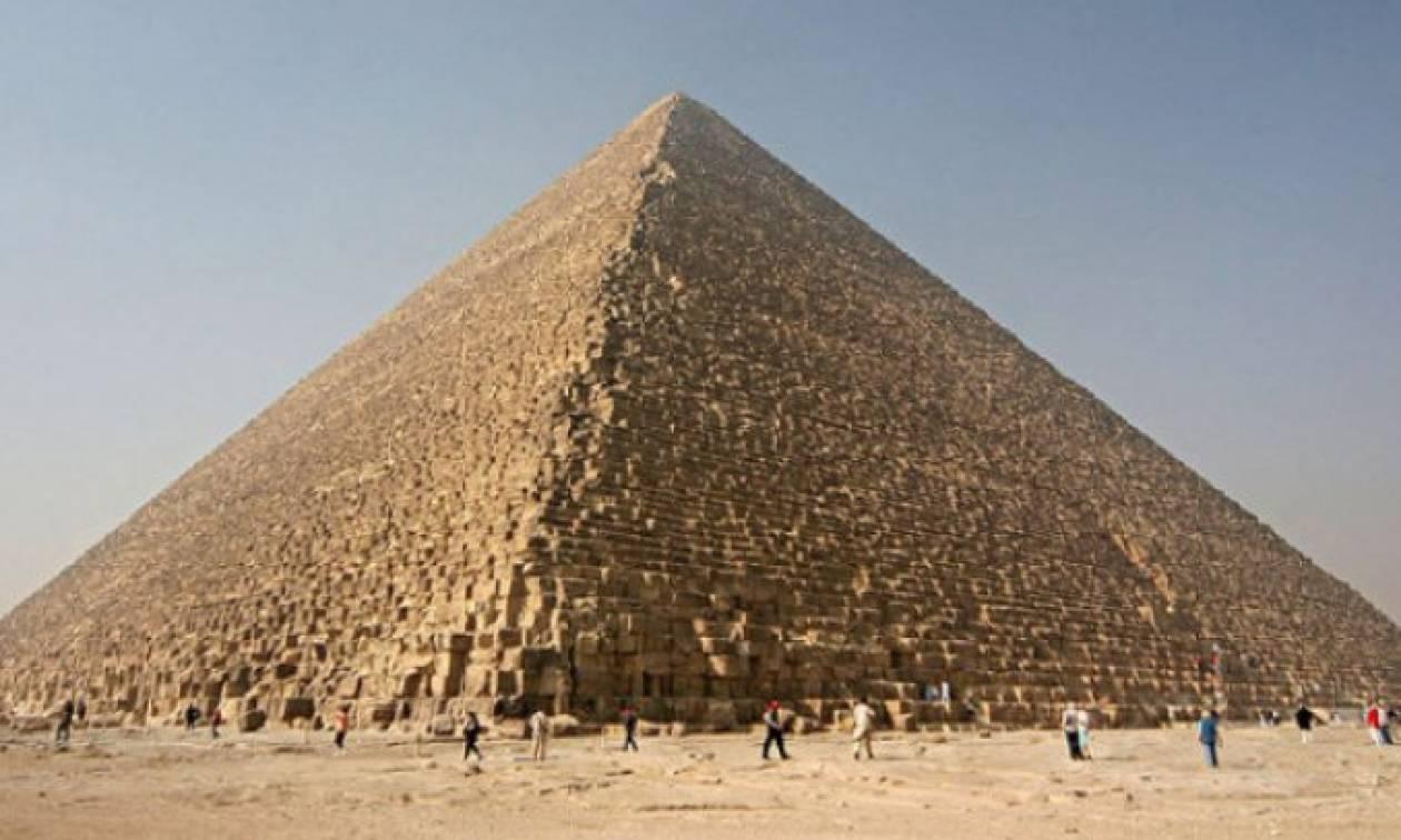 Έλυσαν επιτέλους το μυστήριο των πυραμίδων της Αιγύπτου; (pics)