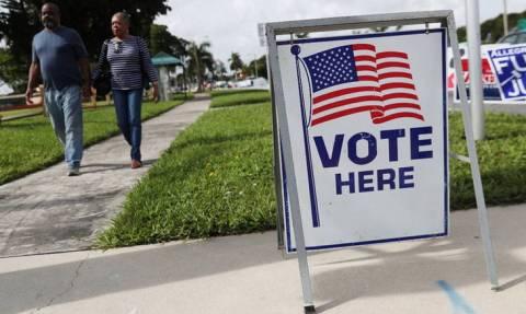 ΗΠΑ - Ενδιάμεσες εκλογές: Μεγάλες ουρές και καταγγελίες στην Τζόρτζια