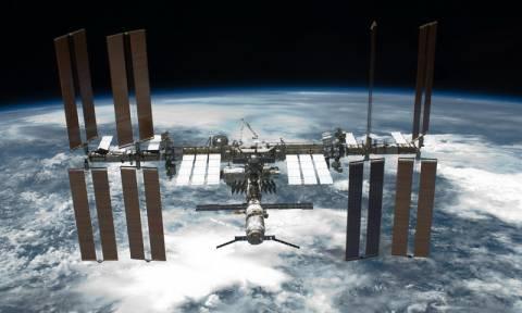 Βλάβη σημειώθηκε σε υπολογιστή του ISS