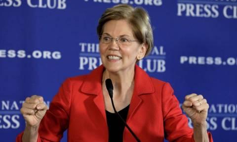 ΗΠΑ - Ενδιάμεσες εκλογές: Θρίλερ με Κρουζ στο Τέξας - Η Γουόρεν διατηρεί την έδρα της στη Γερουσία
