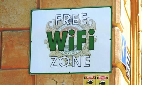 Δωρεάν Wi-Fi: Σήμερα ξεκινούν οι εγγραφές - Ποιοι μπορούν να το διεκδικήσουν