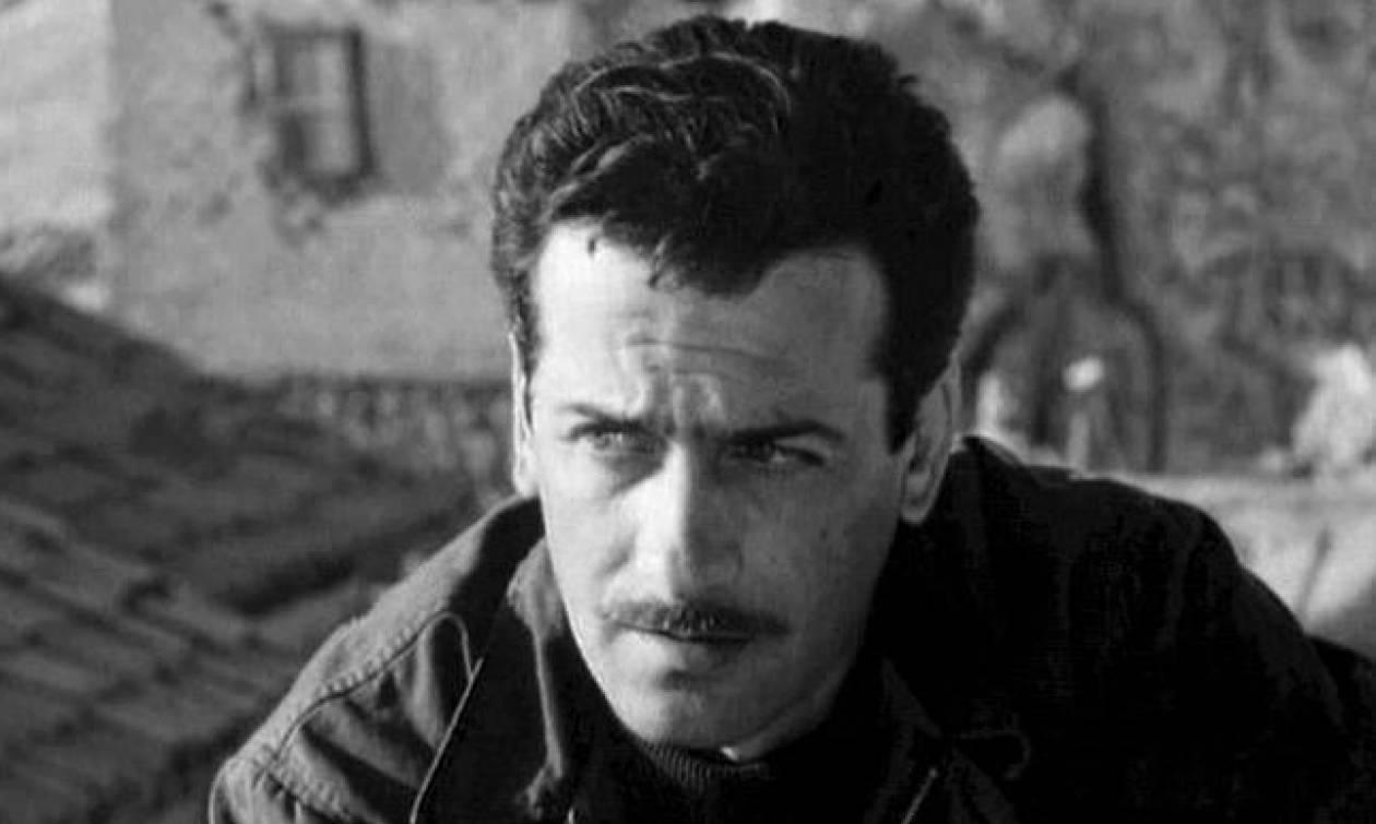Σαν σήμερα το 2005 έφυγε από τη ζωή ο Αλέκος Αλεξανδράκης
