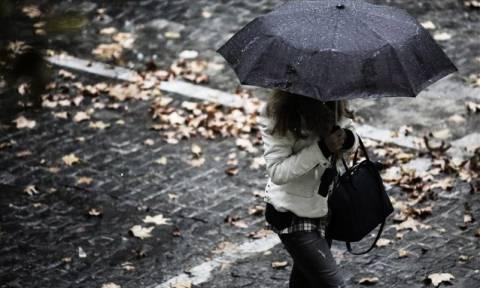 Καιρός: Βροχές και καταιγίδες την Πέμπτη (8/11) - Σε ποιες περιοχές θα σημειωθούν