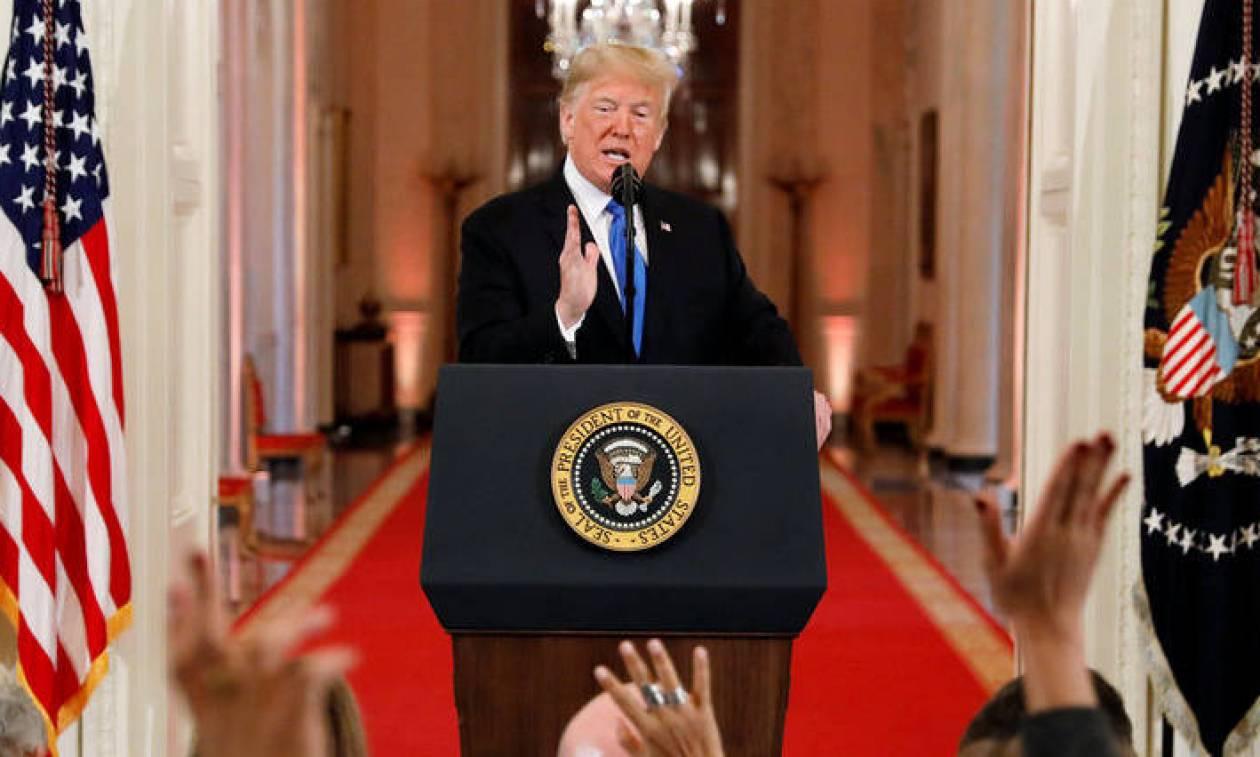 Τραμπ: Ελπίζω να συνεργαστώ με τους Δημοκρατικούς (vid)