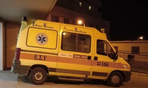 Λακωνία: Δυστύχημα με έναν πεζό νεκρό κοντά στο ΚΕΕΜ Σπάρτης