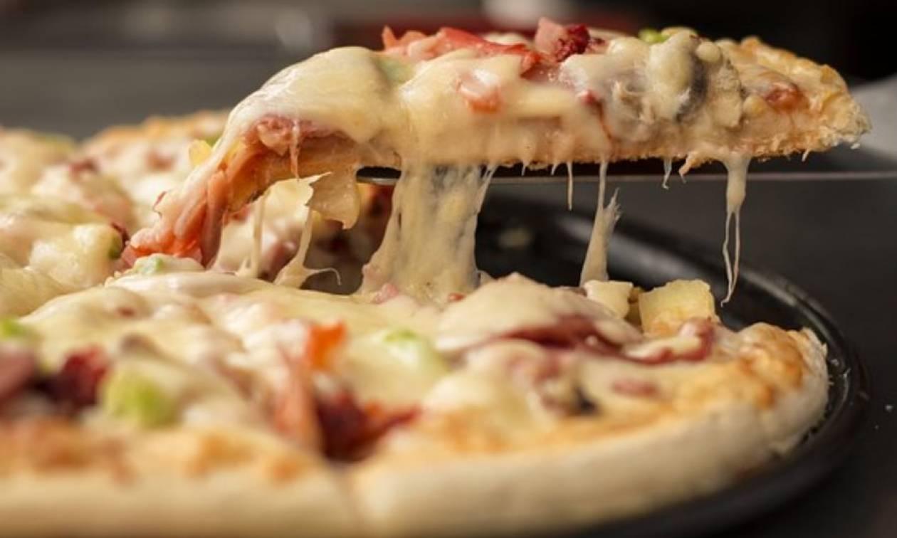 Κι όμως η τέλεια πίτσα είναι υπόθεση... μαθηματικών εξισώσεων!