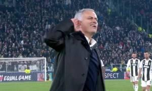 Σόου Μουρίνιο, τσαμπουκάς και χαμός στο Τορίνο! (video)