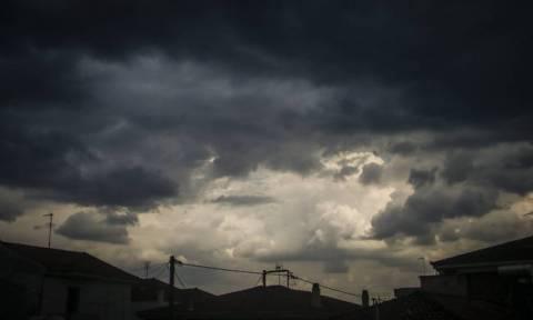 Καιρός τώρα: Βροχερή η Πέμπτη με έντονα φαινόμενα σε αρκετές περιοχές (pics)