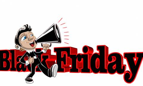 Black Friday 2018: Πλησιάζει η... Μαύρη Παρασκευή των εκπτώσεων - Τι πρέπει να προσέξετε