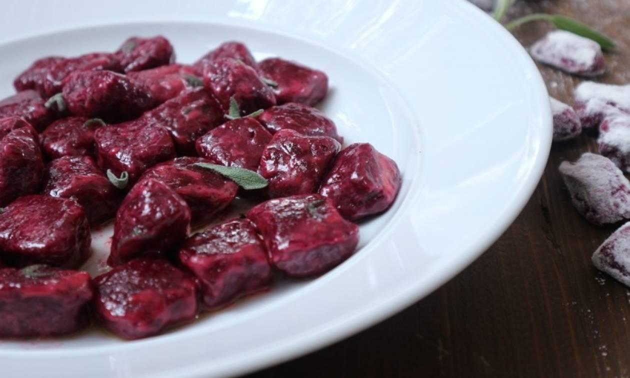 Η συνταγή της ημέρας: Νιόκι πατζαριού