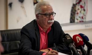 Γαβρόγλου: Η κυβέρνηση δεν βάζει κάτω από το χαλί ιστορικές εκκρεμότητες