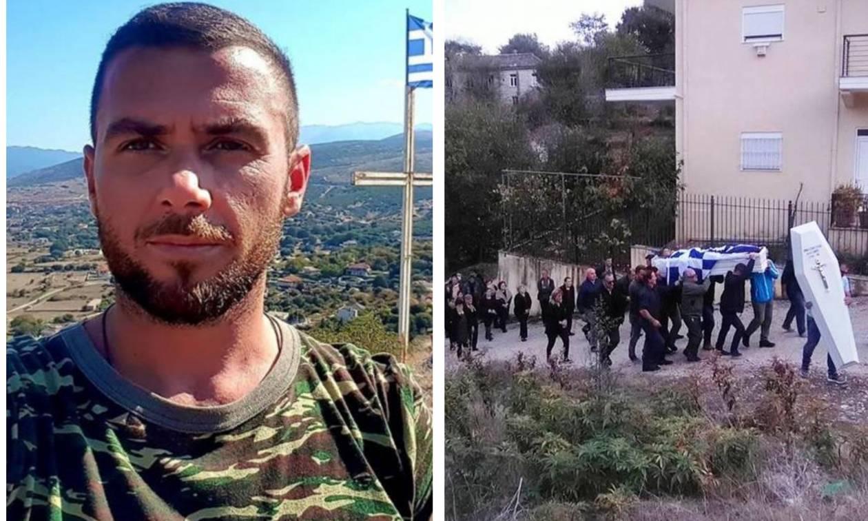 Κηδεία Κωνσταντίνου Κατσίφα: «Κλαίει» η Βόρεια Ήπειρος - Θρηνεί ο Ελληνισμός