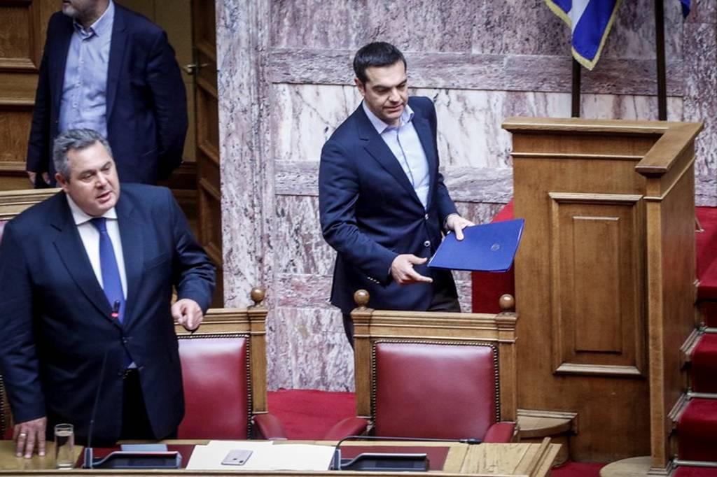 Τσίπρας: Έχουμε όραμα και σχέδιο και θα αλλάξουμε την Ελλάδα