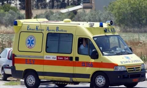 Τραγωδία στη Φθιώτιδα: Μετωπική με ένα νεκρό και δύο τραυματίες